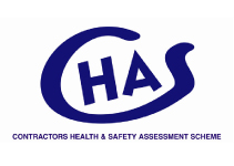 We're accredited by the Contractors Health & Safety Assessment Scheme.