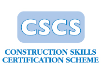 All our staff are CSCS card holders.