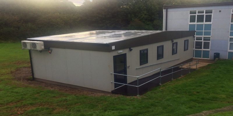Dowdales Modular Classroom