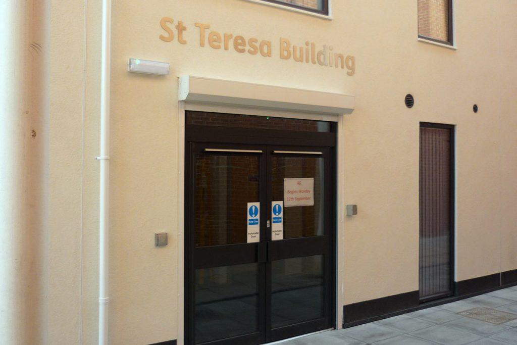 St Teresa Building